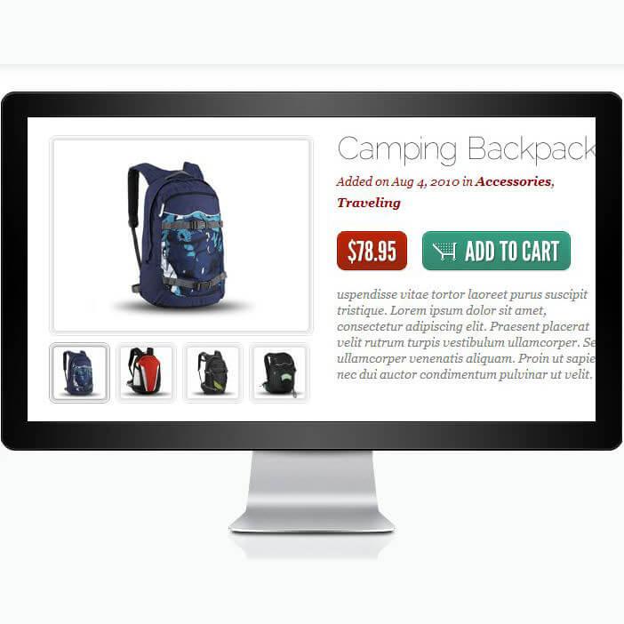Elegant eStore eCommerce WordPress Theme 5 1 18